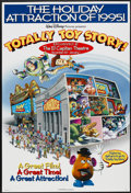 "Movie Posters:Animated, Toy Story (Buena Vista, 1995). One Sheet (27"" X 40"") DS. Animated...."