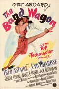 """Movie Posters:Musical, The Band Wagon (MGM, 1953). Folded, Fine/Very Fine. One Sheet (27"""" X 41"""").. ..."""