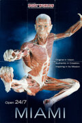 """Movie Posters:James Bond, Casino Royale (MGM, 2006). Folded, Very Fine/Near Mint. Prop Body Worlds Double-Sided Mini Poster (12"""" X 18""""), Prop Body Wor... (Total: 4 Items)"""