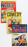 Golden Age (1938-1955):Humor, Golden Age Humor Comics Canadian Editions Group of 13 (Various Publishers, 1940s-50s) Condition: Average VG.... (Total: 13 Comic Books)