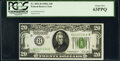 Small Size:Federal Reserve Notes, Fr. 2051-H $20 1928A Federal Reserve Note. PCGS Choice New...