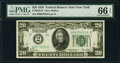 Small Size:Federal Reserve Notes, Fr. 2050-B $20 1928 Federal Reserve Note. PMG Gem Uncircul...