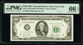 Small Size:Federal Reserve Notes, Fr. 2157-B $100 1950 Mule Federal Reserve Note. PMG Gem Uncirculated 66 EPQ.. ...