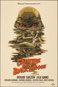 Movie Posters:Horror, Creature from the Black Lagoon, 245/325 by Francesco Francavilla (Mondo, 2011). Mint. Hand Signed and Numbered Limited Editi...