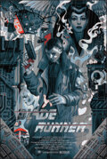 Movie Posters:Science Fiction, Blade Runner, AP 30/40 by James Jean (Private Commission, 2017). Mint. Hand Numbered Artist's Proof of a Variant Limited Edi...