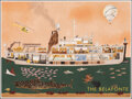 Movie Posters:Comedy, The Life Aquatic with Steve Zissou, PP 1/5 by Max Dalton (Spoke Art, 2011). Mint. Hand Signed and Numbered Printer's Proof o...