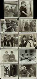 """Movie Posters:Crime, The Public Enemy (Warner Bros., R-1954). Fine. Photos (10) (8"""" X 10""""). Crime.. ... (Total: 10 Items)"""