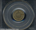 Patterns: , (1853) J-151c PR 65 PCGS. ...