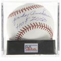 Autographs:Baseballs, Sparky Anderson Single Signed Baseball Mint+ PSA 9.5. A WorldSeries-winning manager in each of the leagues, HOF skipper Sp...