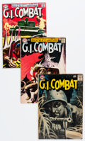 Silver Age (1956-1969):War, G.I. Combat #83-86 Group (DC, 1960-61) Condition: Average VG-.... (Total: 4 Comic Books)