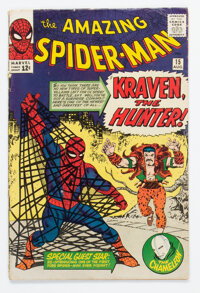 The Amazing Spider-Man #15 (Marvel, 1964) Condition: VG-