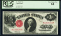 Large Size:Legal Tender Notes, Fr. 37 $1 1917 Legal Tender PCGS Very Choice New 64.