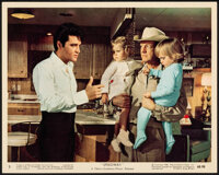 """Speedway & Other Lot (MGM, 1968). Overall: Very Fine-. Mini Lobby Card (8"""" X 10""""), Photos (3) (8"""" X 1..."""