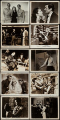 """Movie Posters:Drama, Citizen Kane & Other Lot (RKO, 1930s-1950s). Overall: Fine+. Photos (26) (Approx. 8"""" X 10"""" & 11.75"""" X 9.5""""). Drama.. ... (Total: 26 Items)"""