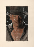 Movie Posters:Adventure, Indiana Jones and the Kingdom of the Crystal Skull by Drew Struzan (Paramount, 2008). Very Fine/Near Mint. Original Signed M...