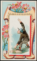 """Non-Sport Cards:Lots, 1890 N88 """"Terrors of America"""" Lot Including N88 Set (50), N136 (1), and A33 Album...."""
