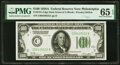 Small Size:Federal Reserve Notes, Fr. 2151-C $100 1928A Dark Green Seal Federal Reserve Note...