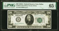 Small Size:Federal Reserve Notes, Fr. 2051-K $20 1928A Federal Reserve Note. PMG Gem Uncircu...