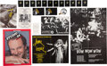 Works on Paper, American School (20th Century). Group of Studio 54 Ephemera, 1977-1981. Paper, mixed media. 11 x 8-1/2 inches (27.9 x 21... (Total: 21 Items)