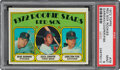 Baseball Cards:Singles (1970-Now), 1972 Topps Carlton Fisk - Red Sox Rookies #79 PSA Mint 9.