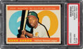 Baseball Cards:Singles (1960-1969), 1960 Topps Hank Aaron #566 PSA NM-MT 8. Offered is...