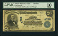Mount Pleasant, TX - $20 1902 Plain Back Fr. 654 The First National Bank Ch. # 4722 PMG Very Good 10.</