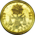 Mexico, Mexico: Republic gold 10 Pesos 1894-AsL,...