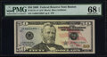 Small Size:Federal Reserve Notes, Fr. 2131-A* $50 2009 Federal Reserve Star Note. PMG Superb...