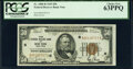 Fr. 1880-B $50 1929 Federal Reserve Bank Note. PCGS Choice New 63PPQ