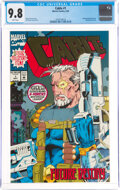 Modern Age (1980-Present):Superhero, Cable #1 (Marvel, 1993) CGC NM/MT 9.8 White pages....