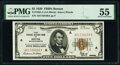 Small Size:Federal Reserve Bank Notes, Fr. 1850-A $5 1929 Federal Reserve Bank Note. PMG About Uncirculated 55.. ...