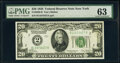 Small Size:Federal Reserve Notes, Fr. 2050-B $20 1928 Federal Reserve Note. PMG Choice Uncirculated 63.. ...