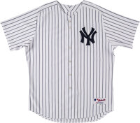 2006 Alex Rodriguez Game Issued New York Yankees Jersey, MEARS Authentic