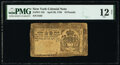 Colonial Notes:New York, New York April 20, 1756 £10 PMG Fine 12 Net.. ...