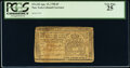 Colonial Notes:New York, New York April 15, 1758 £5 PCGS Very Fine 25.. ...