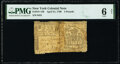 Colonial Notes:New York, New York April 21, 1760 £5 PMG Good 6 Net.. ...