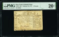 Colonial Notes:New York, New York February 16, 1771 £5 PMG Very Fine 20 Net.. ...