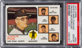 Baseball Cards:Singles (1970-Now), 1973 Topps Giants Manager/Coaches (Orange Background) #252...