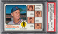 Baseball Cards:Singles (1970-Now), 1973 Topps Cubs Manager/Coaches (Natural Background) #81 P...