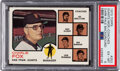 Baseball Cards:Singles (1970-Now), 1973 Topps Giants Manager/Coaches (Dark Pale Background) #...