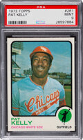 Baseball Cards:Singles (1970-Now), 1973 Topps Pat Kelly #261 PSA Mint 9 - Only One Higher!