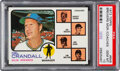 Baseball Cards:Singles (1970-Now), 1973 Topps Brewers Manager/Coaches #646 PSA Gem Mint 10 - ...