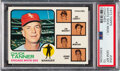 Baseball Cards:Singles (1970-Now), 1973 Topps White Sox Manager/Coaches #356 PSA Gem Mint 10 ...