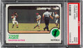 Baseball Cards:Singles (1970-Now), 1973 Topps Tommie Agee #420 PSA Mint 9 - Two Higher.