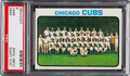 Baseball Cards:Singles (1970-Now), 1973 Topps Cubs Team #464 PSA Mint 9. Graded PS...