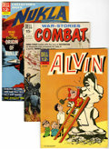 Silver Age (1956-1969):Miscellaneous, Dell Group (Dell, 1964-71) Condition: Average FN.... (Total: 4Comic Books)