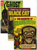 Golden Age (1938-1955):Horror, Miscellaneous Horror Group (Various, 1952-64).... (Total: 4 ComicBooks)