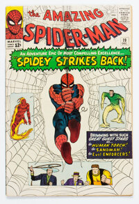 The Amazing Spider-Man #19 (Marvel, 1964) Condition: FN+