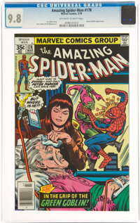 The Amazing Spider-Man #178 (Marvel, 1978) CGC NM/MT 9.8 Off-white to white pages