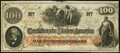 Confederate Notes:1862 Issues, T41 $100 1862 Very Fine-Extremely Fine.. ...